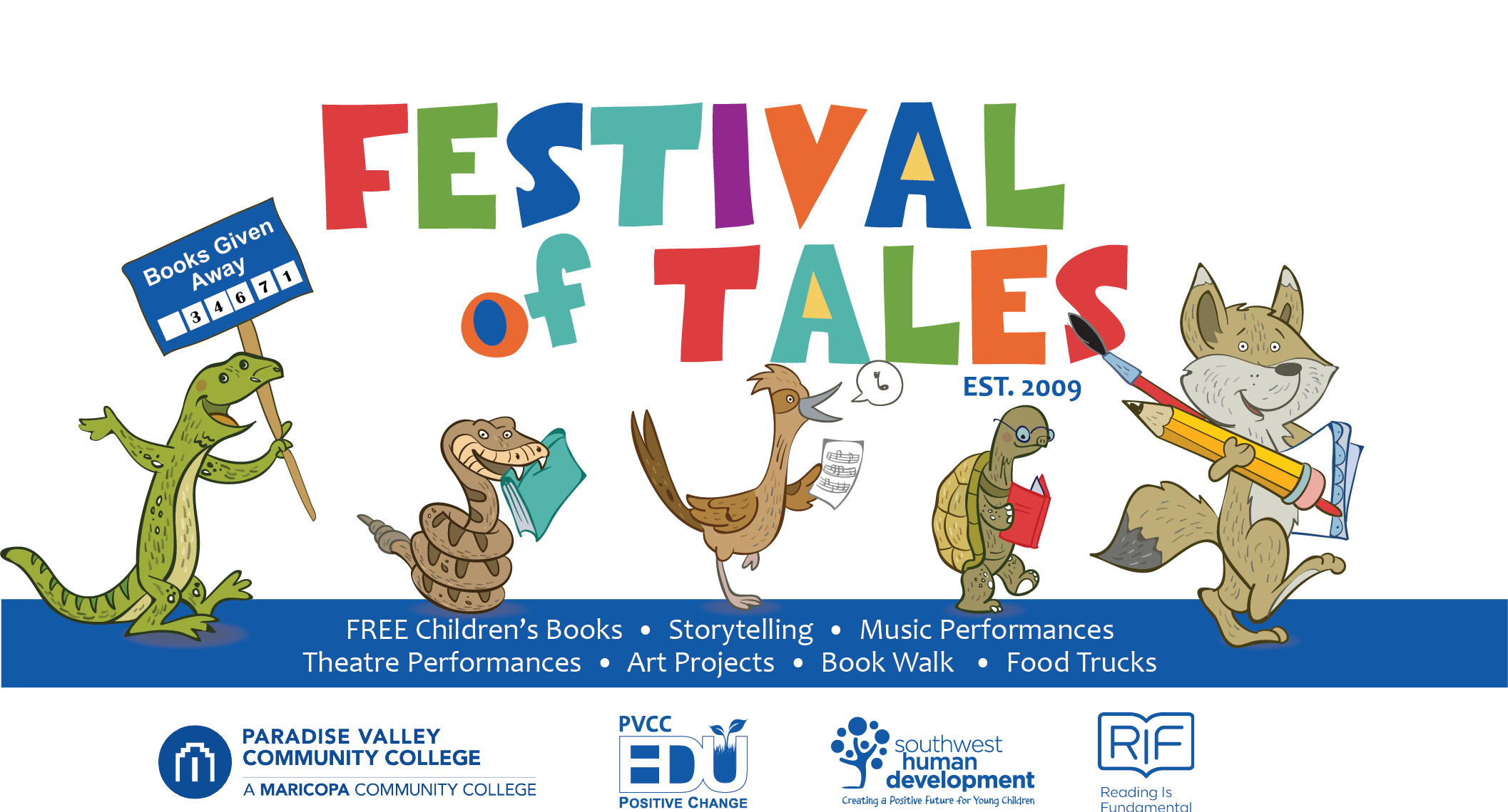 Festival of Tales - 2019