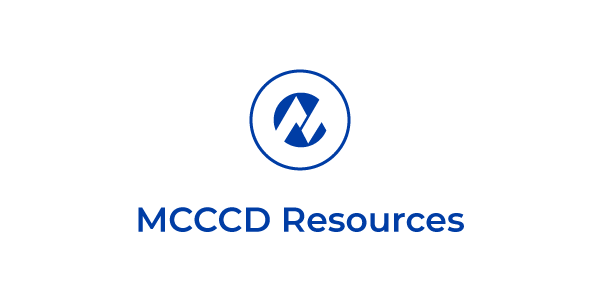 MCCCD Resources