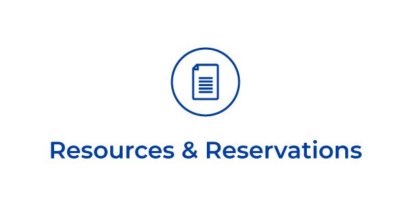 Resources & Reservations