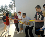 Photo of Low Ropes exercise
